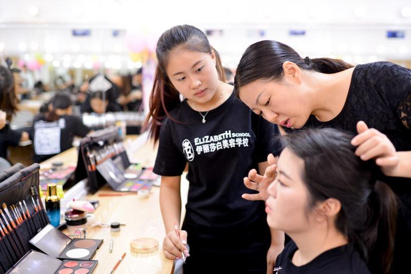 广州化妆学校培训学校教学时间的限制