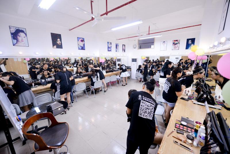 广州化妆学校培训学校