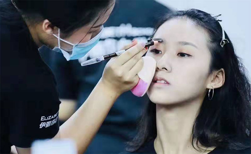 广州最有名的化妆学校